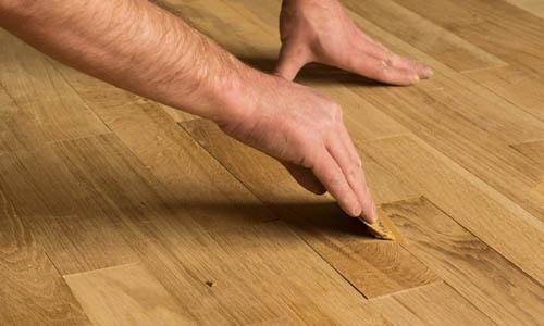 Hardwood Floor Repairing