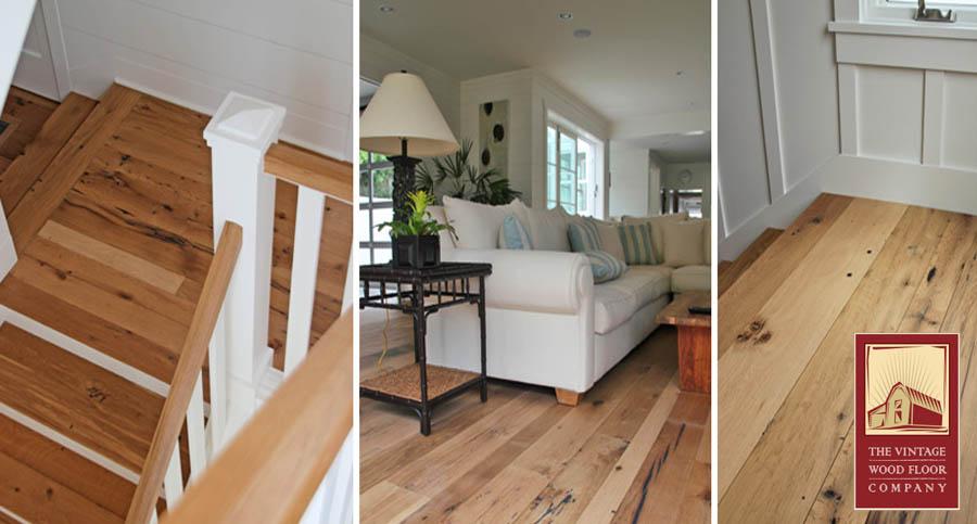 vintage wood floor company